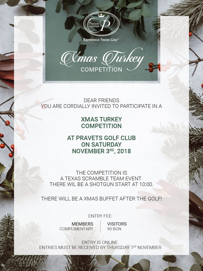 PGC - Xmas-Turkey-Competition-2018-EN