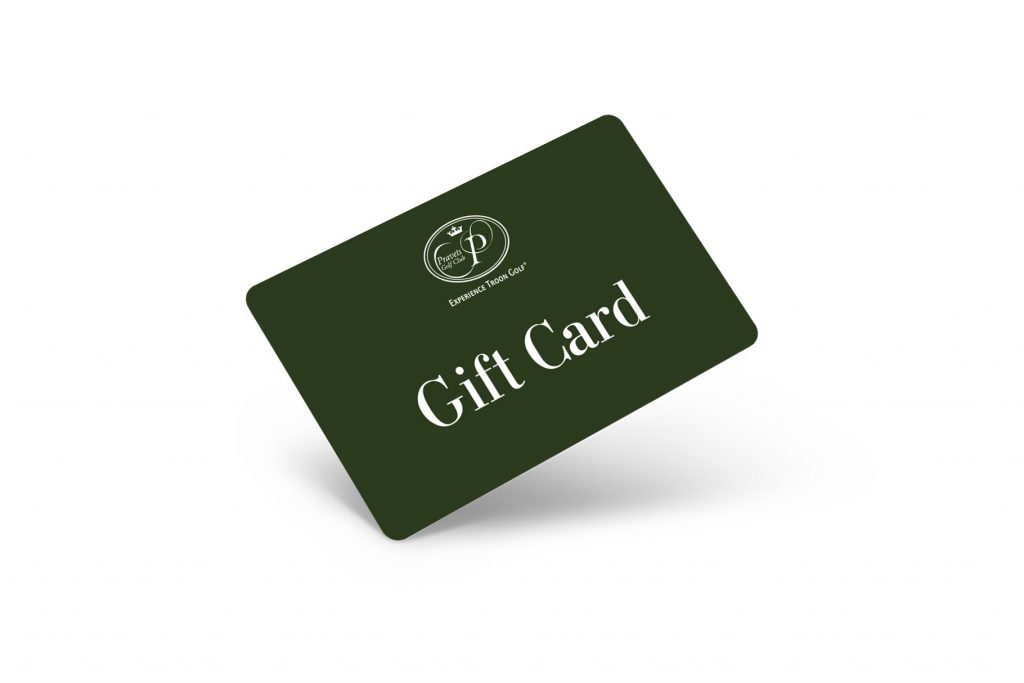 PGC - gift card